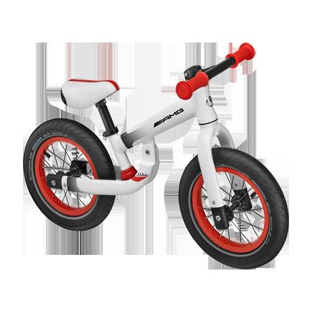 Дел од божиќната понуда со ознака AMG – балансирачки велосипед
