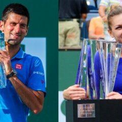 Новак Ѓоковиќ и Симона Халеп прогласени за најдобри тенисери во 2018 година