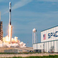 Нов рекорд за SpaceX