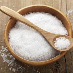 Корисноста на морската сол за здравјето, кожата и косата