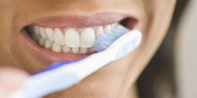 Забите не треба да се мијат веднаш по јадењето
