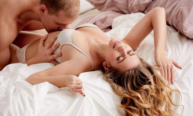 Колку пати неделно имаат секс среќните парови
