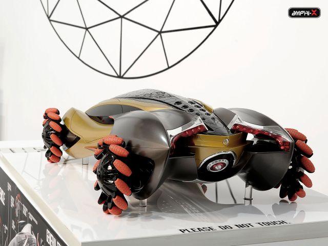 Amphi-X суперавтомобил за копно и вода