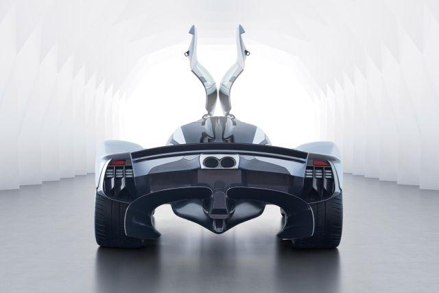 Aston Martin Vakyrie, ултимативно тркачко возило за автопат