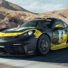 Porsche го понуди Cayman GT4 Clubsport во две верзии