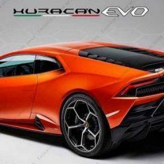Првата официјална фотографија на Lamborghini Huracan Evo