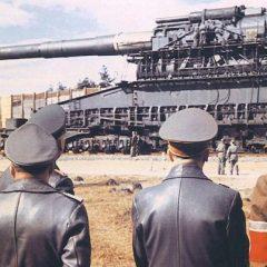 Густав - најголемиот топ некогаш направен во светот