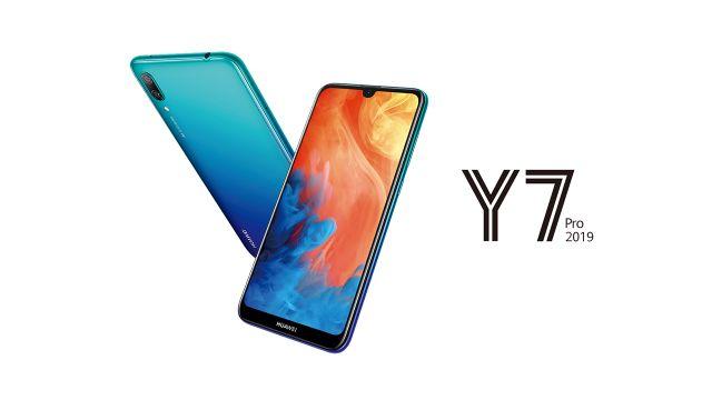 Huawei официјално го претстави Y7 Pro 2019