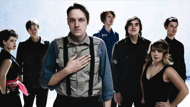 Arcade Fire – Rebellion