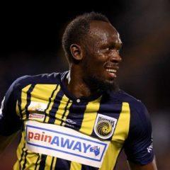 Заврши кратката фудбалска кариера на најбрзиот човек на светот