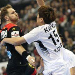 Започна 26-тото Светско ракометно првенство со победа на Германија над обединетиот тим на Северна и Јужна Кореја