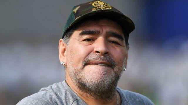 Легендата на светскиот фудбал – Марадона, како да исчезна