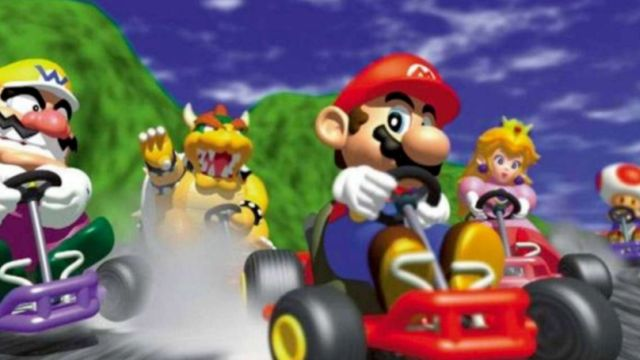 """Нинтендо најави мобилна верзија на познатата игра од деведесеттите """"Mario Kart"""""""