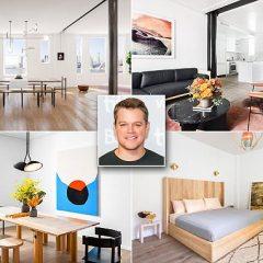 Мет Дејмон постави нов рекорд со купување на најскапиот стан во Њујорк