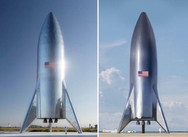 SpaseX објави фотографија од првото суборбитално летало