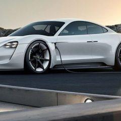 Првиот тест на Taycan, електричниот автомобил на Porsche