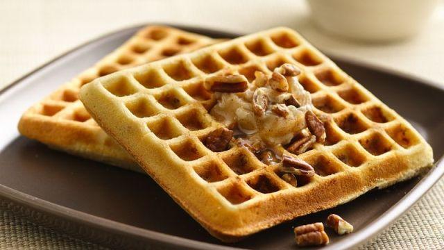 Основен рецепт за вафли
