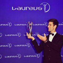 Новак Ѓоковиќ по четврти пат прогласен за најдобар спортист на светот