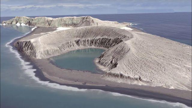 НАСА реши да истражува мистериозен остров
