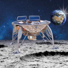 Израелците испратија робот кој ќе ја истражува Месечината