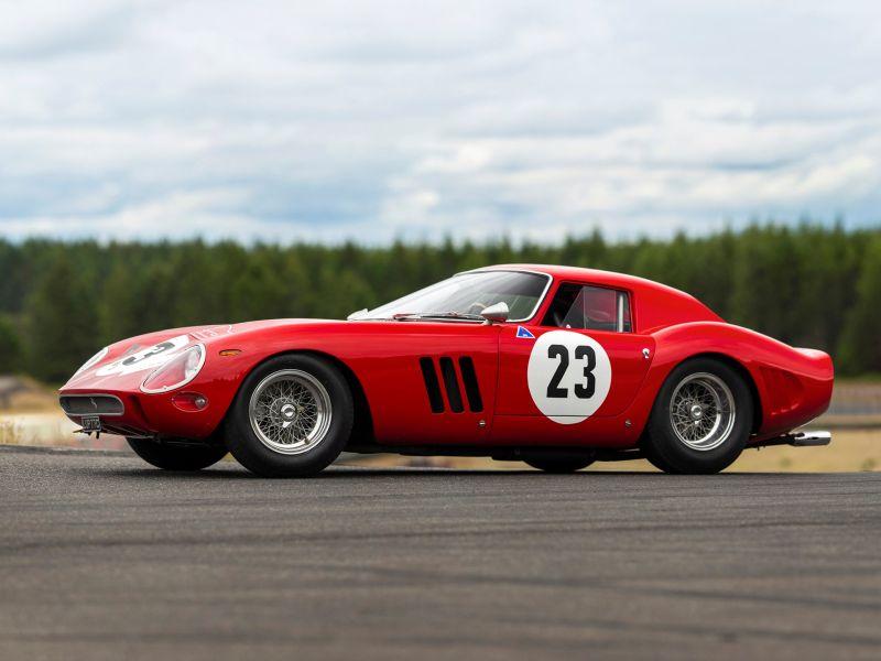Десетте најскапи автомобили во историјата на ферари