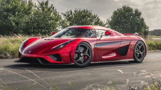 Хибриден автомобил од милион евра на Koenigsegg