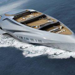 Valkyrie Project ќе биде најголемата јахта на светот