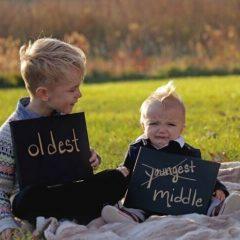 Како редот на раѓање влијае на развојот на личноста