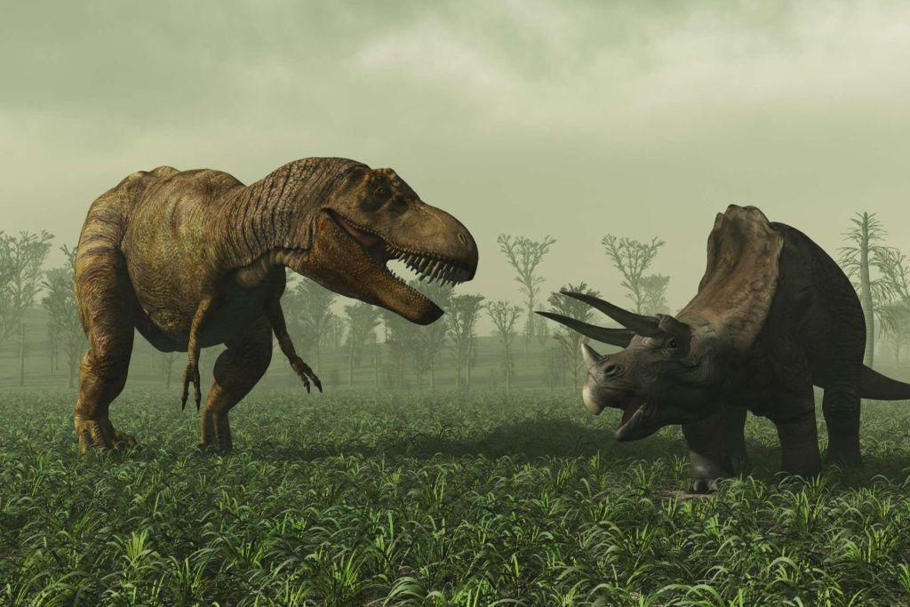 На кои начини комуницирале диносаурусите?