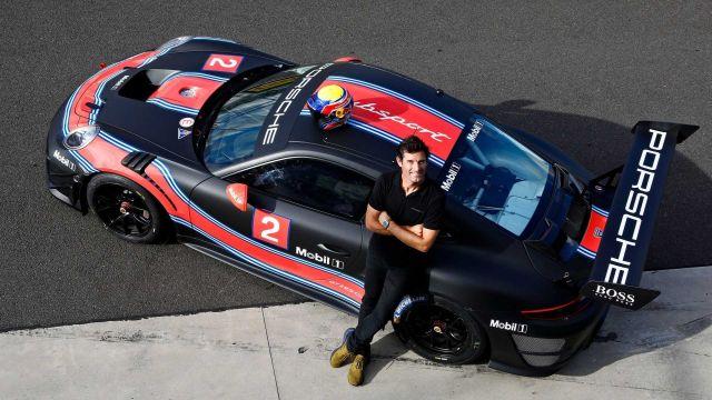 Марк Вебер го тестираше новото Porsche 911 GT2 RS Clubsport