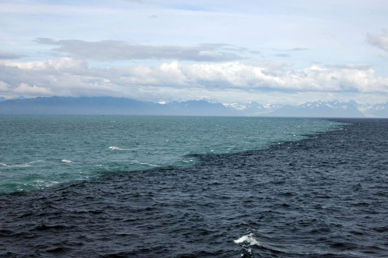 Разоткриен е митот за местото на кое се среќаваат два океана