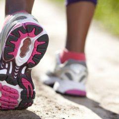 Како трчањето успешно да го замените со одење