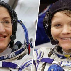 Женски тандем ќе прошета во вселената