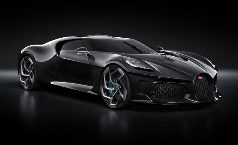 Најскапиот нов автомобил на светот