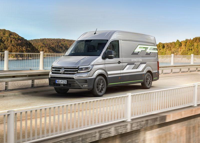 Volkswagen Комерцијални возила го претстави електричниот транспорт од иднината