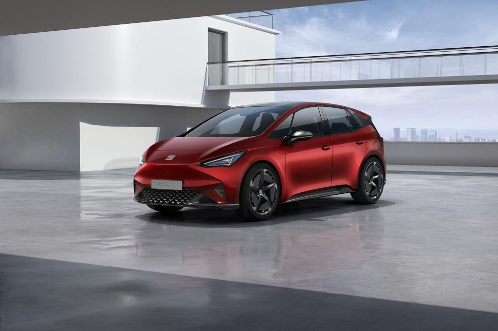 Еl-Born: првиот електричен автомобил на SEAT