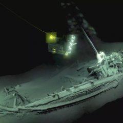 Откриен е брод за кој се мислело дека не постои