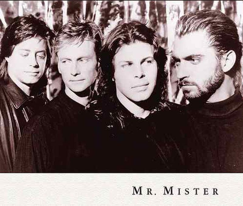 Mr. Mister – Broken Wings