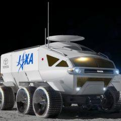 Тојота ќе оди на Месечината