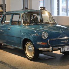 Легендарниот модел на Шкода со ознака MB1000 слави 55 години
