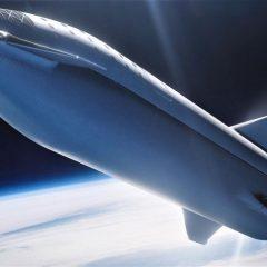 SpaceX го тестираше топлотниот штит за своето летало Starship