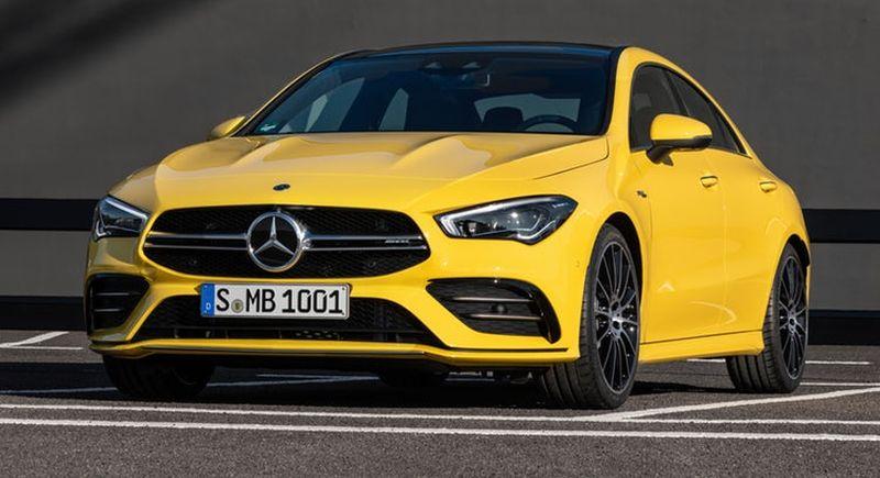 Mercedes AMG го претстави новиот CLA 35, троволуменец со 302 коњски сили