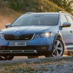 Škoda Kodiaq, Octavia Scout и Superb – најдобри возила со погон на сите тркала