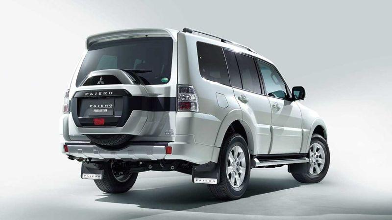 Mitsubishi го пензионира својот теренец Pajero за домашниот пазар