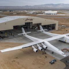 Најголемиот авион на светот со две пилотски кабини, полета за прв пат