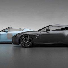 Aston Martin ја прослави 100-годишнината на Zagato со близнаци од серијата Vintage