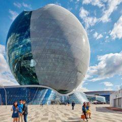 Астана и нејзината симболика