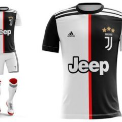 Дресот на Јувентус од следната сезона ќе има нов дизајн