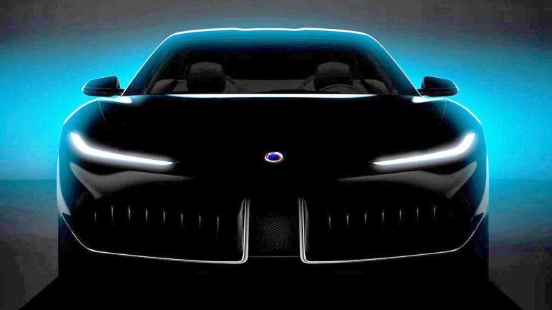 Karma го објави новиот тизер за својот ултраелегантен автомобил