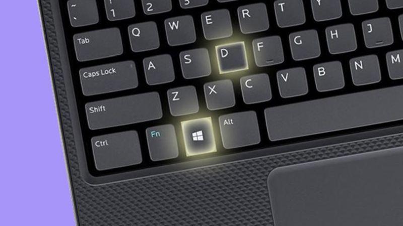 Десет корисни кратенки на тастатурата за корисниците на Windows 10